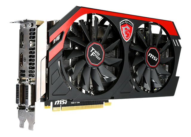 MSI GeForce GTX 780 Ti Gaming 3G