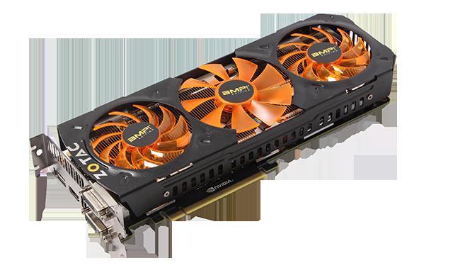 ZOTAC GeForce GTX 780 Ti AMP! Edition