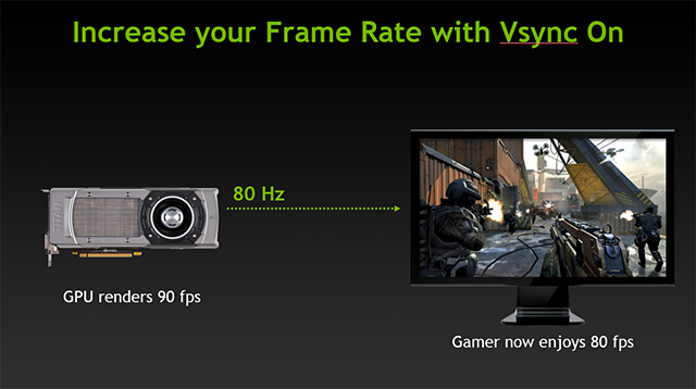 Increase your frame rate with V-Sync on.