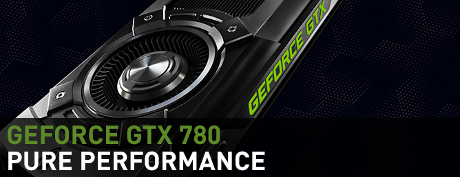 GeForce GTX 780 Graphics Card