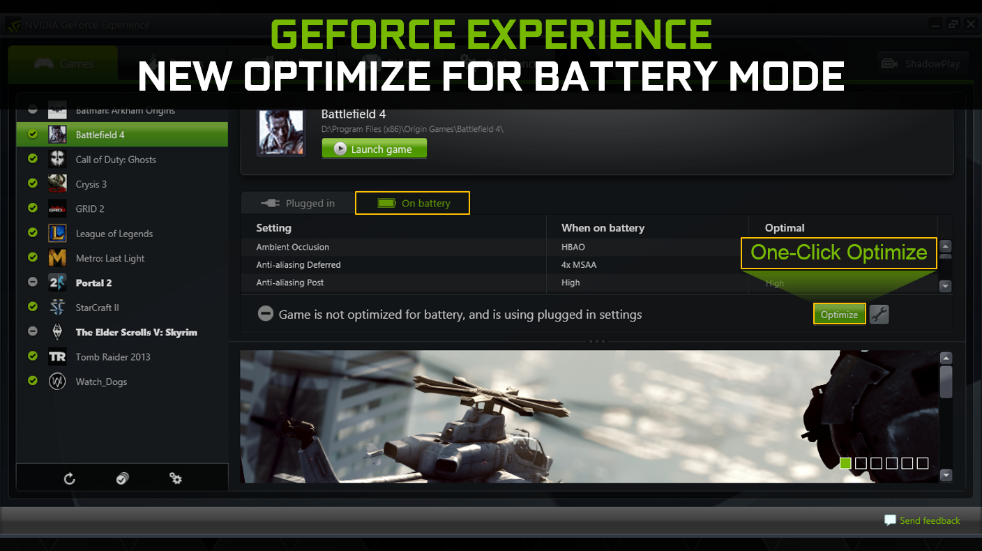 how to download older version of geforce experience
