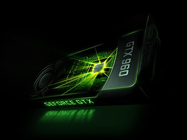 NVIDIA GeForce GTX 960 - Key Image