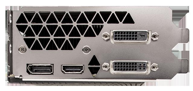 GeForce GTX TITAN Z - Baseplate