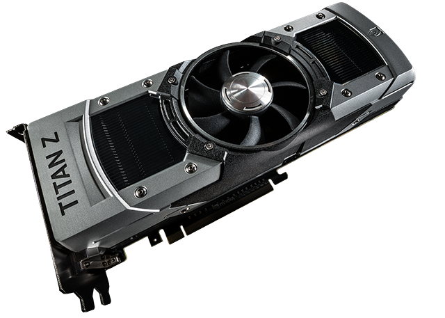 GeForce GTX TITAN Z - Fully Assembled