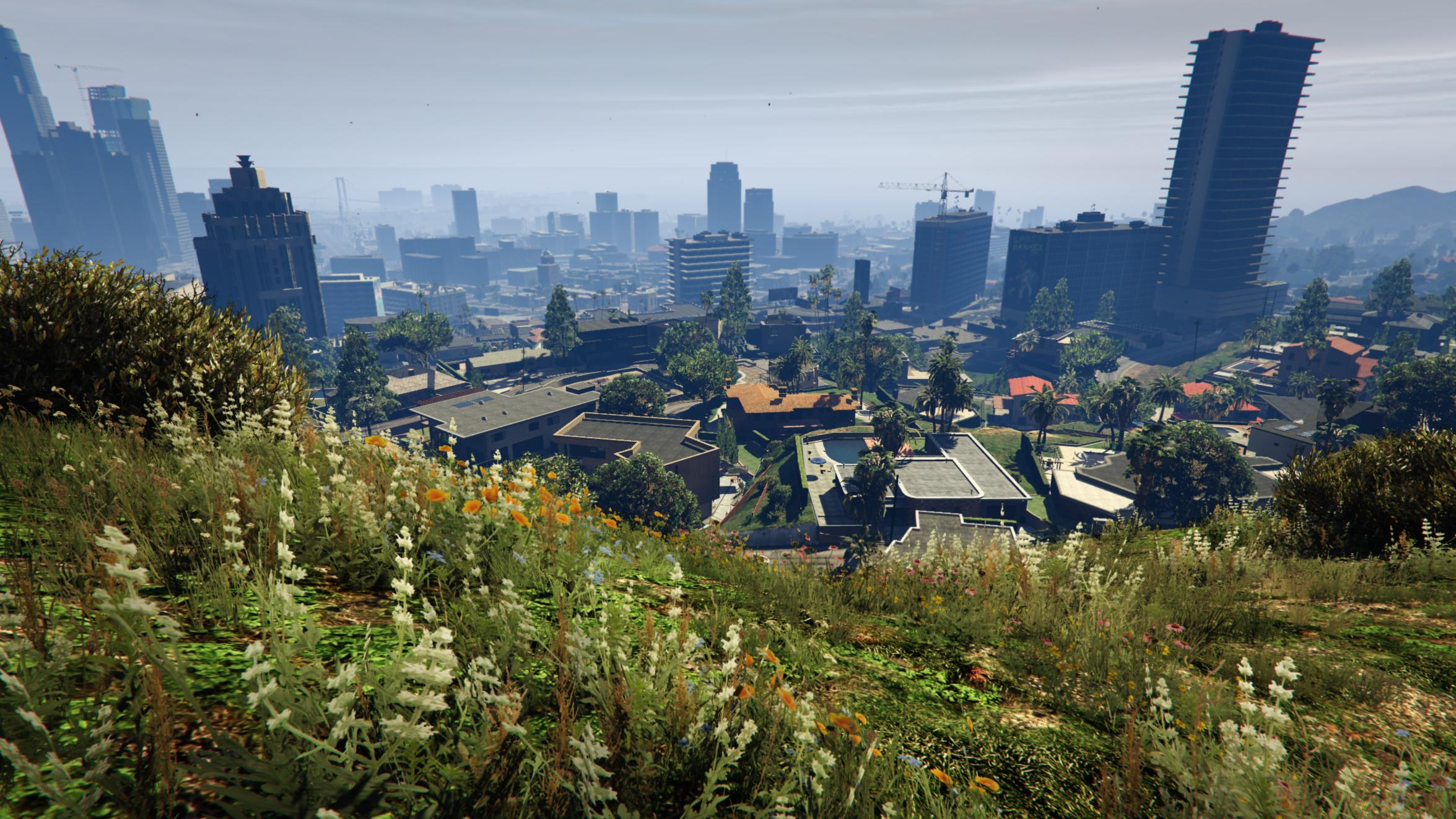 GeForce.com Grand Theft Auto V PC NVIDIA Dynamic Super ...
