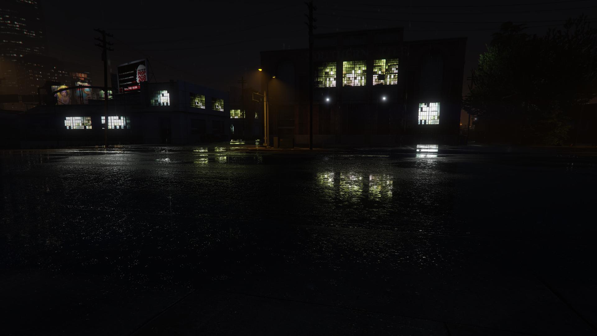 GeForce.com Grand Theft Auto V PC Reflection Quality ...