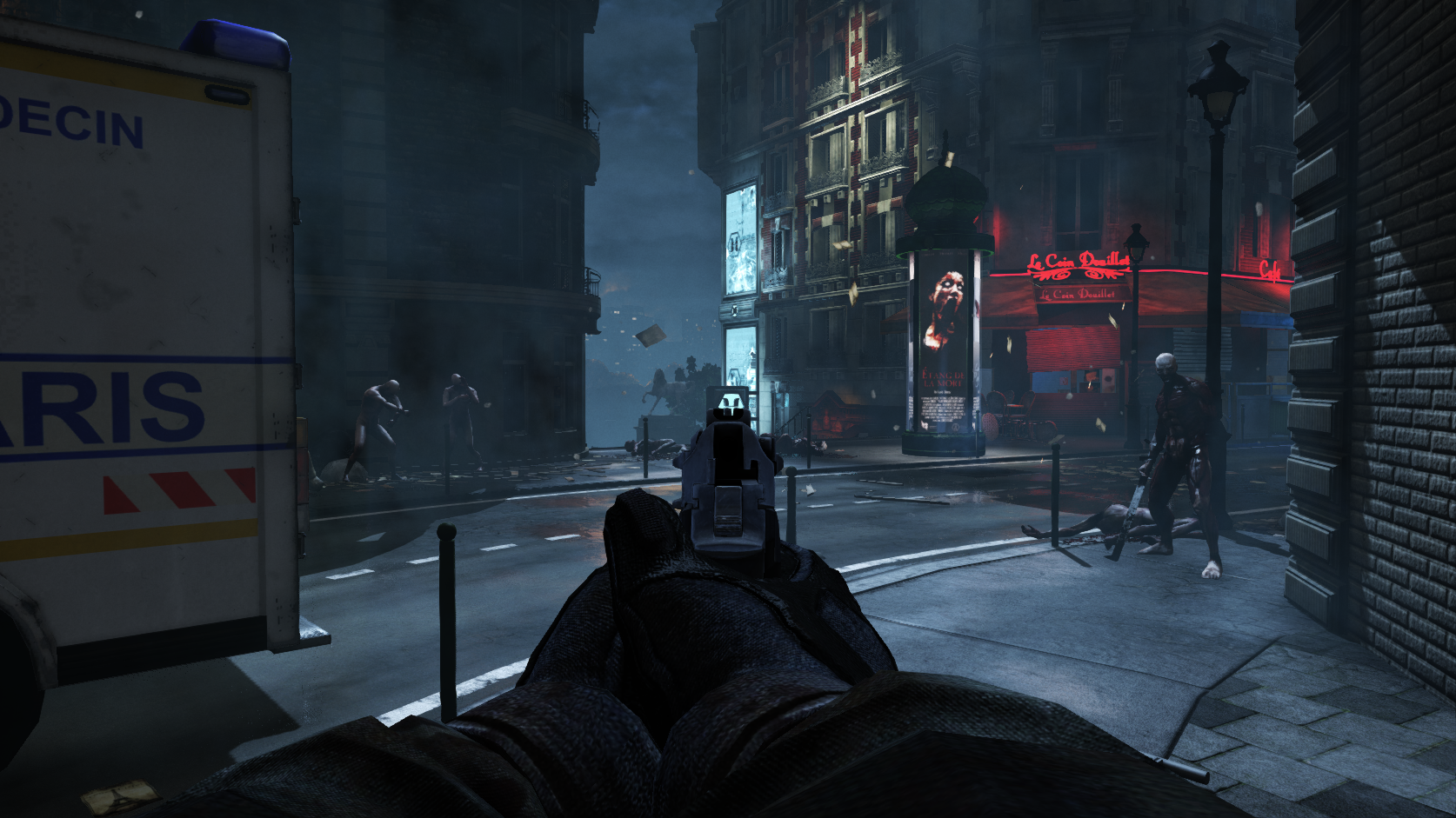 Killing floor 2 depth of field interactive for Floor 2 swordburst 2