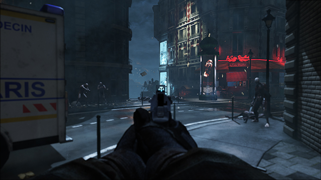 Killing Floor 2 - Depth of Field Interactive Comparison #1