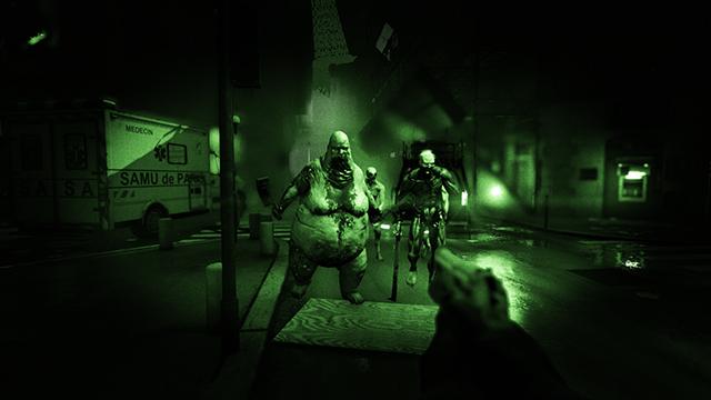 Killing Floor 2 - Night Vision Depth of Field Screenshot