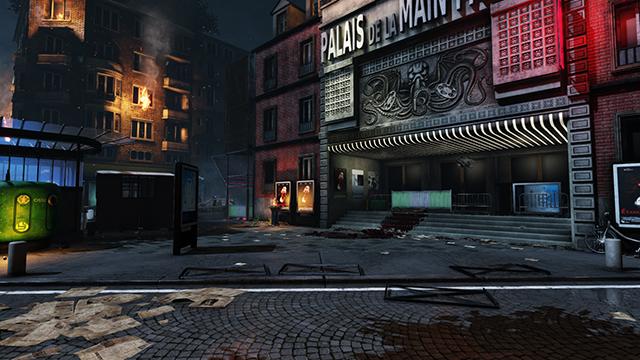 Killing Floor 2 - NVIDIA HBAO+ Interactive Comparison #1