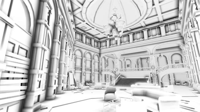 Killing Floor 2 - NVIDIA HBAO+ AO Only Screenshot