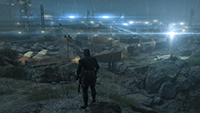 Metal Gear Solid V: Ground Zeroes - Lighting Quality Example #1 - High