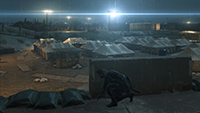 Metal Gear Solid V: Ground Zeroes - Lighting Quality Example #2 - Extra High
