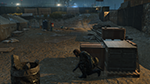 Metal Gear Solid V: Ground Zeroes - Model Detail Example #2 - Low