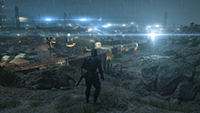 Metal Gear Solid V: Ground Zeroes - NVIDIA Dynamic Super Resolution (DSR) Screenshot - 1600x900