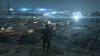 Metal Gear Solid V: Ground Zeroes - NVIDIA Dynamic Super Resolution (DSR) Screenshot - 2715x1527