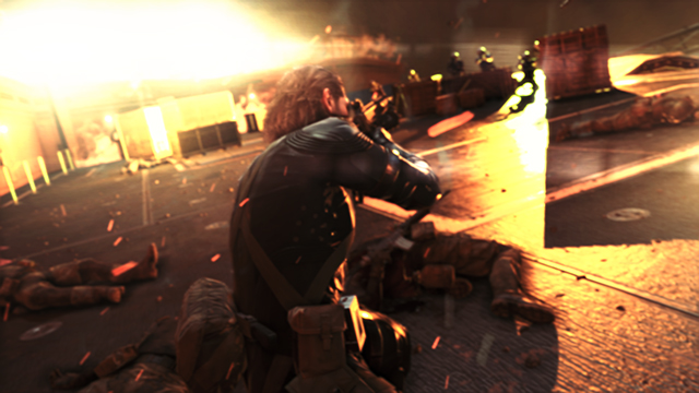 Metal Gear Solid V: Ground Zeroes PC Screenshot