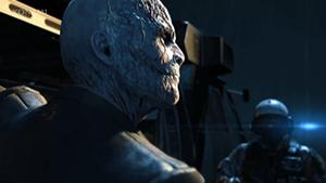 Metal Gear Solid V: Ground Zeroes - Screen Filtering: Cut Scene Depth of Field #1 - PlayStation 4