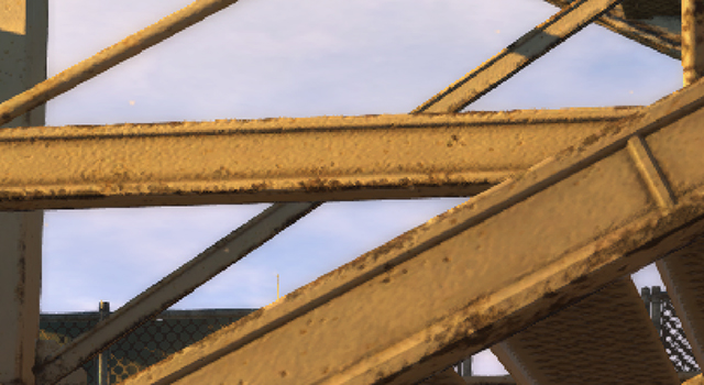 Metal Gear Solid V: Ground Zeroes - Screen Filtering: Post-Process Anti-Aliasing Comparison #1