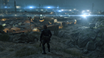 Metal Gear Solid V: Ground Zeroes - Shadow Quality Example #1 - Medium