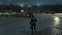Metal Gear Solid V: Ground Zeroes - Texture Filtering Example #2 - High