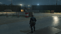 Metal Gear Solid V: Ground Zeroes - Texture Filtering Example #2 - Medium