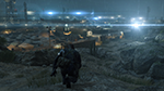 Metal Gear Solid V: Ground Zeroes - Texture Quality Example #1 - High
