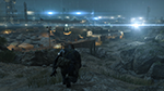 Metal Gear Solid V: Ground Zeroes - Texture Quality Example #1 - Low