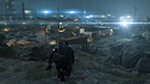 Metal Gear Solid V: Ground Zeroes - Texture Quality Example #1 - Medium