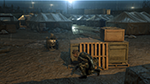 Metal Gear Solid V: Ground Zeroes - Texture Quality Example #2 - Low