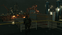 Metal Gear Solid V: The Phantom Pain - Lighting Quality Example #1 - Extra High