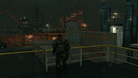 Metal Gear Solid V: The Phantom Pain - Lighting Quality Example #1 - High