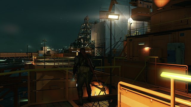 Metal Gear Solid V: The Phantom Pain - Lighting Quality Interactive Comparison #3