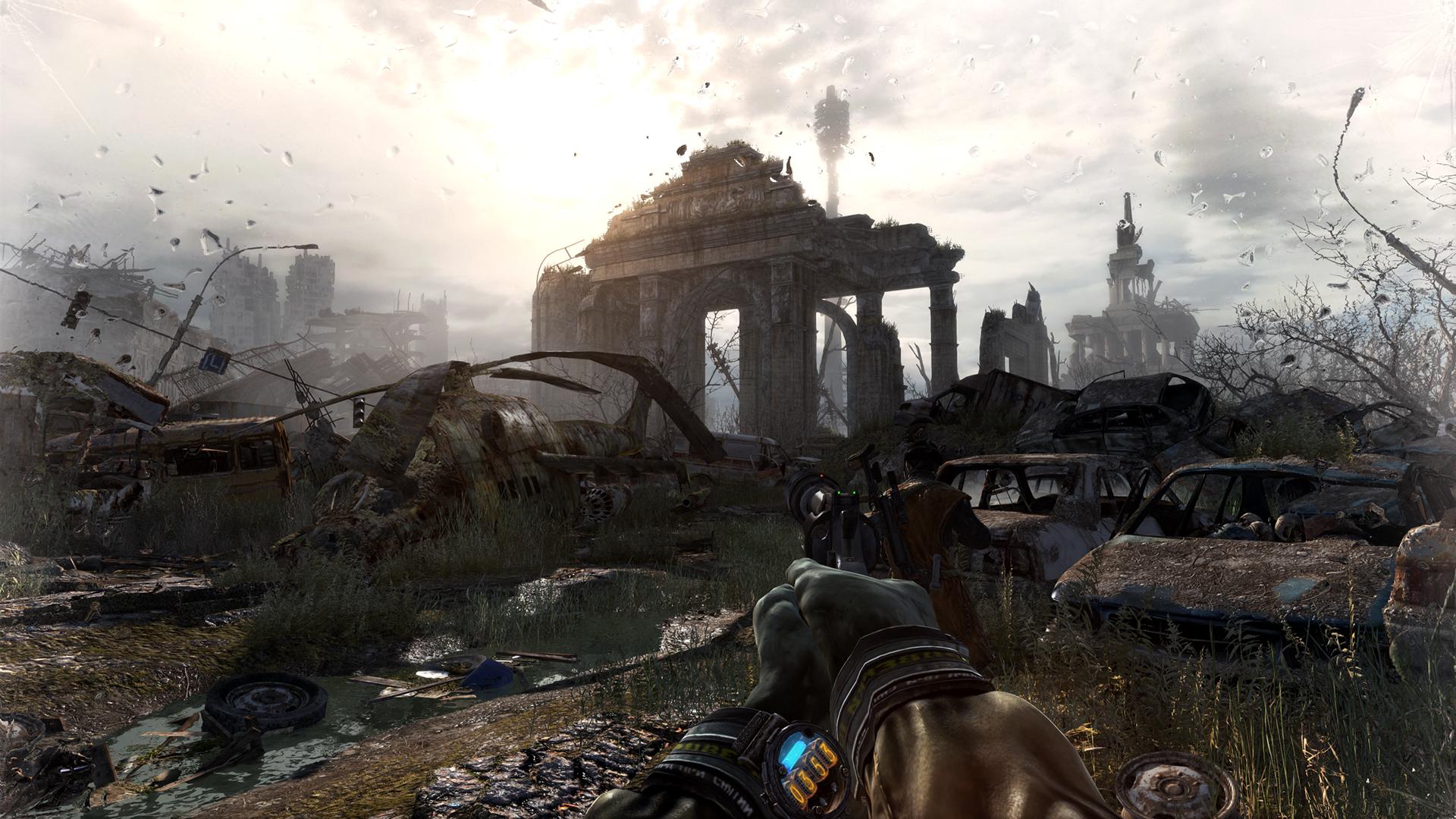 GeForce Metro Last Light Quality Setting Interactive