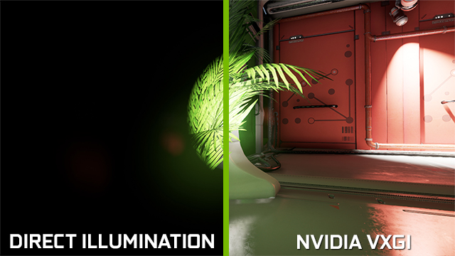 NVIDIA GeForce GTX TITAN X: NVIDIA VXGI Interactive Comparison