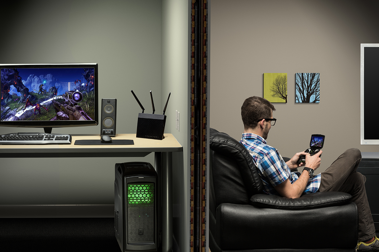 NVIDIA GameStream Ecosystem