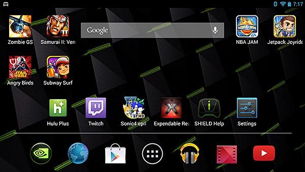 NVIDIA SHIELD Console Mode #7