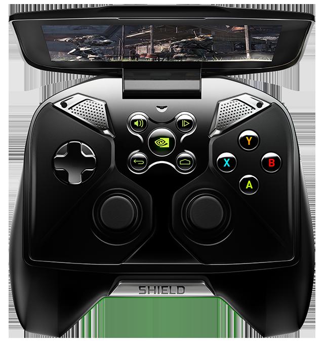NVIDIA SHIELD console-grade controller
