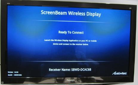 NVIDIA SHIELD Miracast ScreenBeam