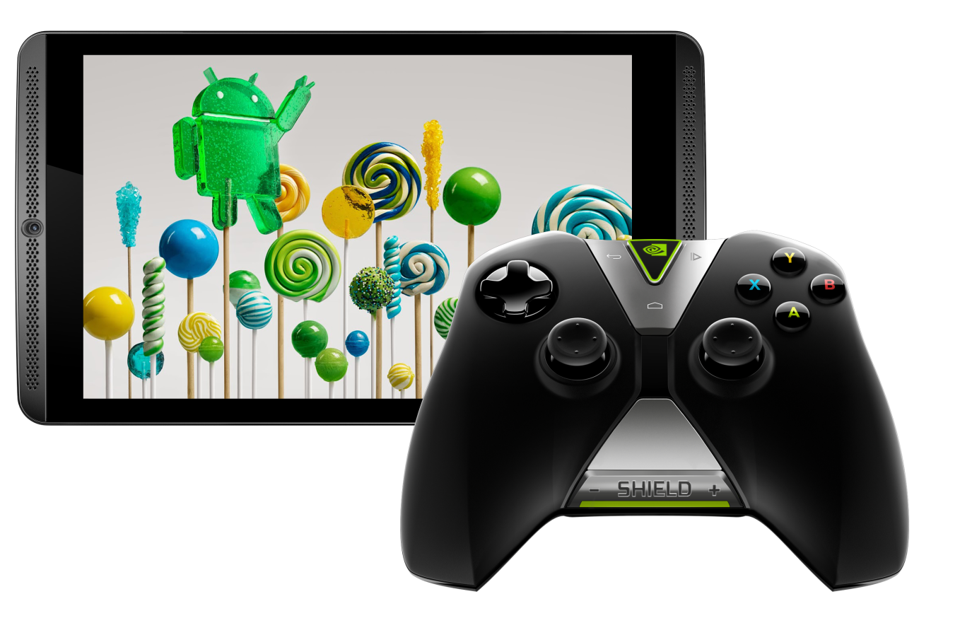 NVIDIA SHIELD Tablet, Ready For Android 5.0 Lollipop & More | GeForce