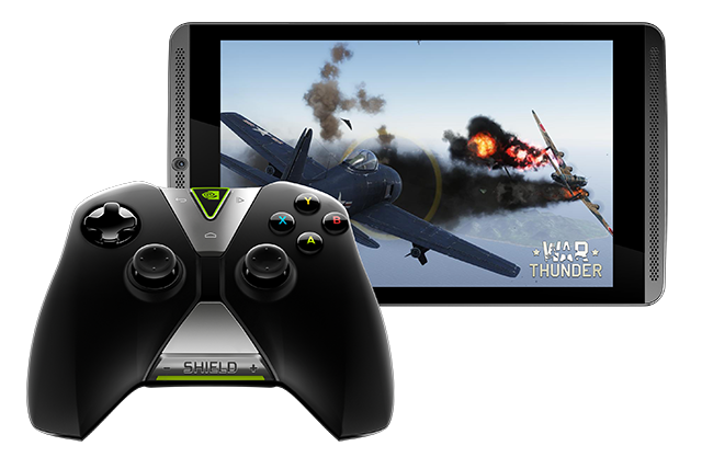 SHIELD Tablet - War Thunder