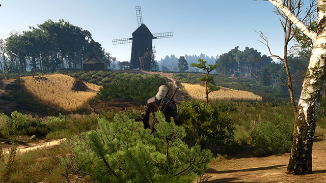 「巫師 3: 狂獵 (The Witcher 3: Wild Hunt)」電腦版 NVIDIA 動態超解析度 - 3840x2160