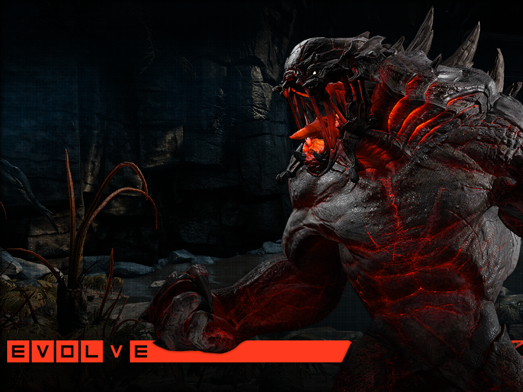 Evolve Wallpapers Updated Version With Scarlet Skin Share HD Wallpapers Download Free Images Wallpaper [1000image.com]