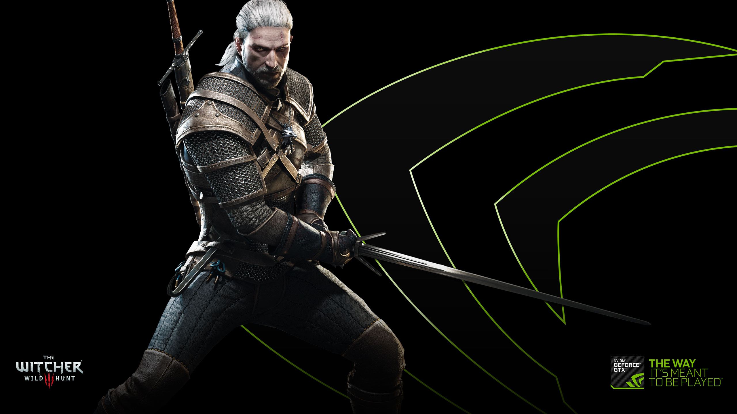 Nvidia Wallpaper: Download Exclusive The Witcher 3: Wild Hunt Wallpapers
