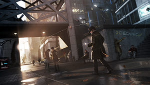Watch Dogs Exclusive GeForce.com NVIDIA GeForce GTX PC Screenshot #2