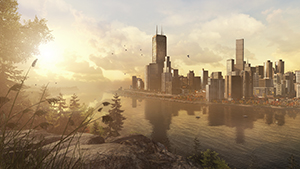 Watch Dogs Exclusive GeForce.com NVIDIA GeForce GTX PC Screenshot #3