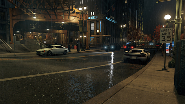 Watch Dogs - Reflections High - Example #1