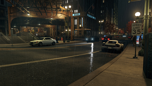 Watch Dogs - Reflections Low - Example #1
