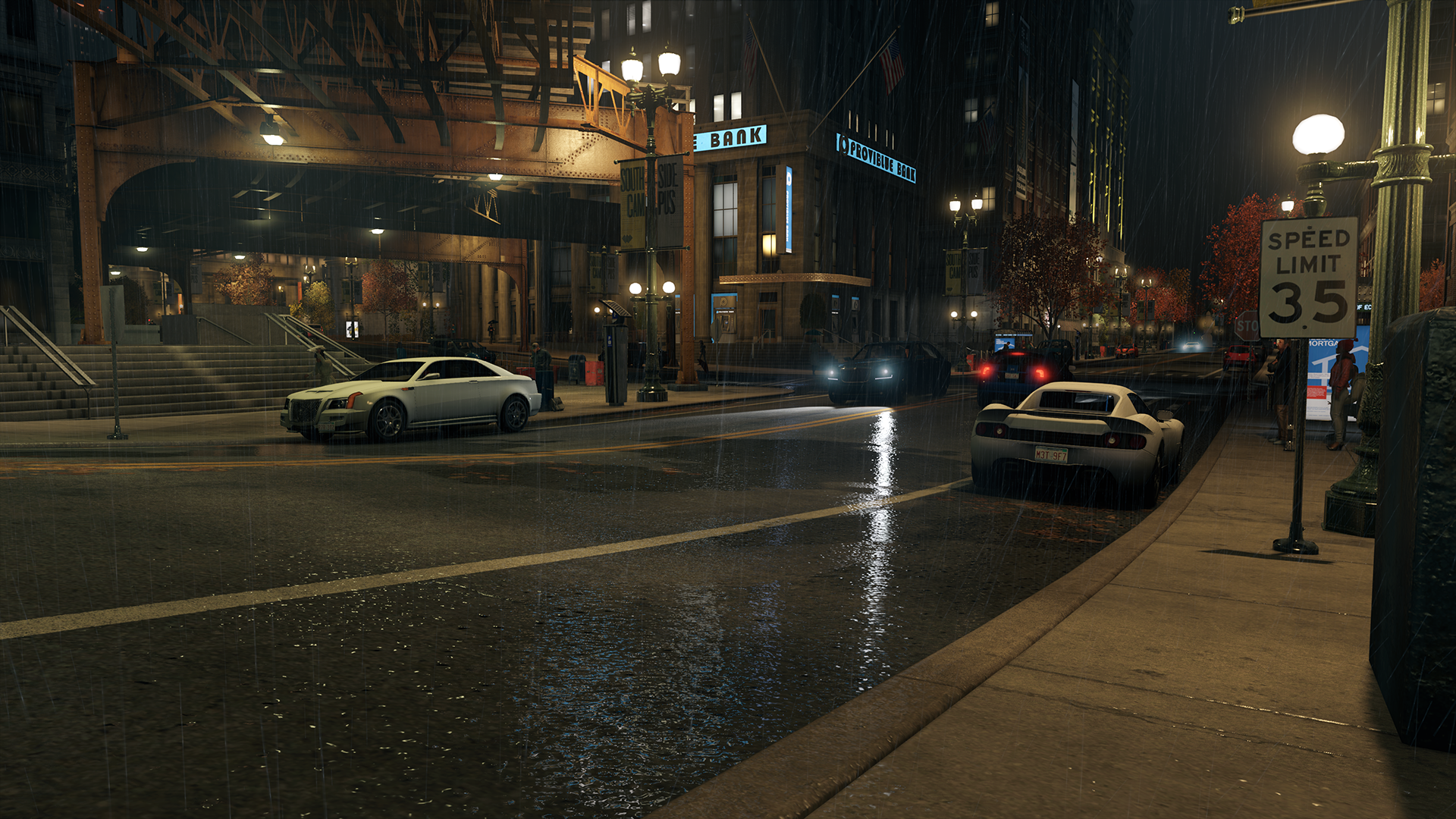 Rendering Bug In Watch Dogs