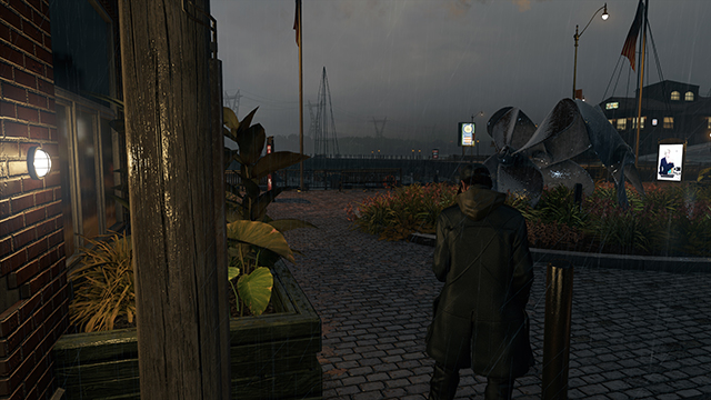 Watch Dogs - Shader High - Example #1